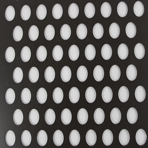 Architektur Aluminium Perforated Panel Fassade